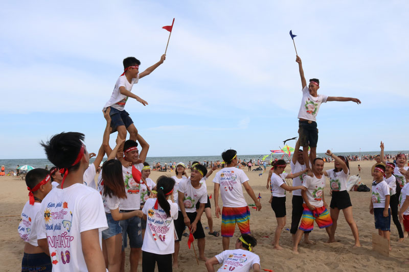 Team building 2018 - Diệp Long